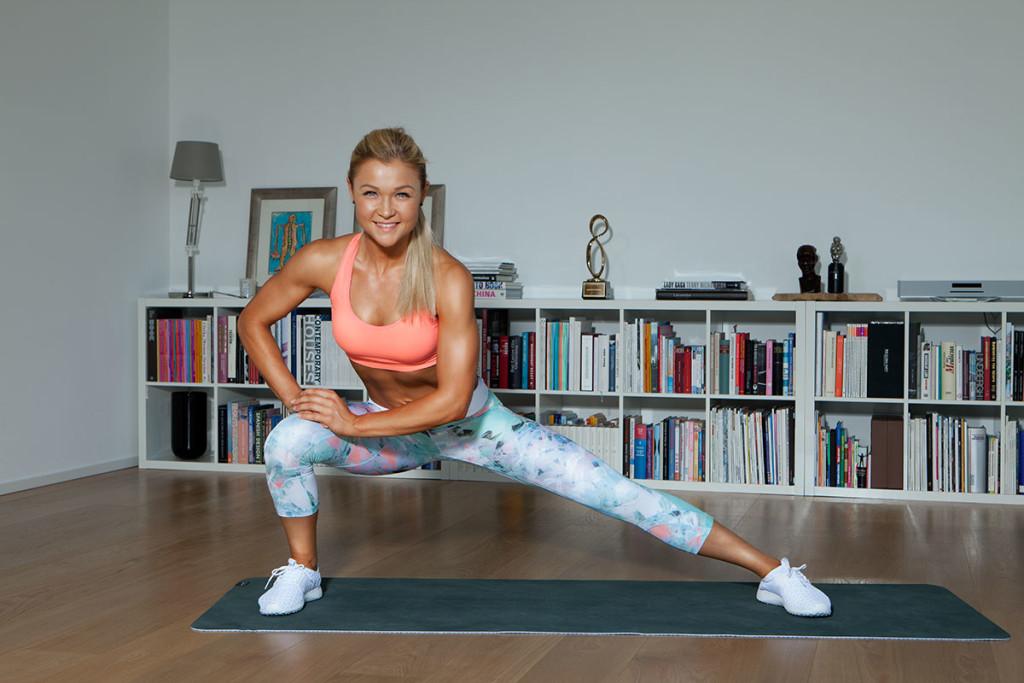Sophia Thiel Fitness